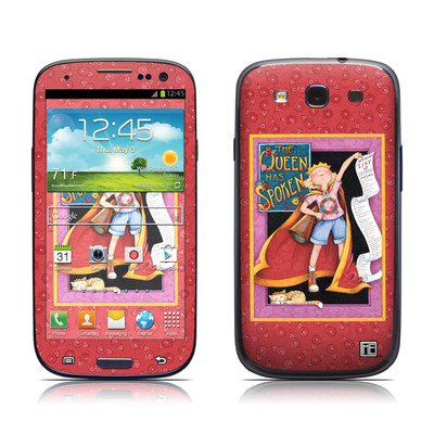Samsung Galaxy S III Skin - Queen Has Spoken