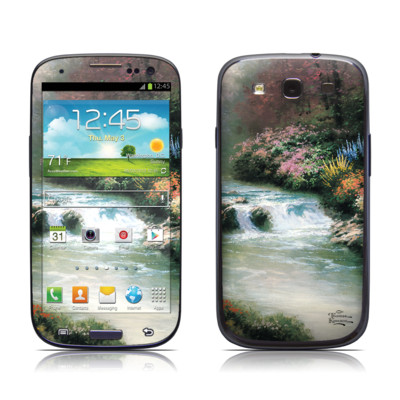 Samsung Galaxy S III Skin - Beside Still Waters