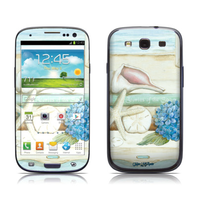 Samsung Galaxy S III Skin - Stories of the Sea