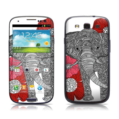 Samsung Galaxy S III Skin - The Elephant