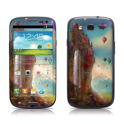 Samsung Galaxy S III Skin - The Festival