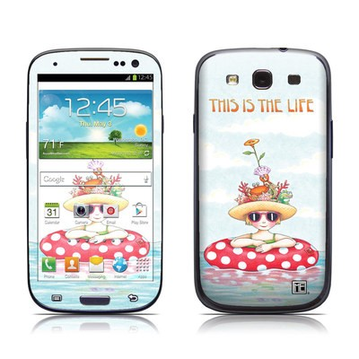 Samsung Galaxy S III Skin - This Is The Life