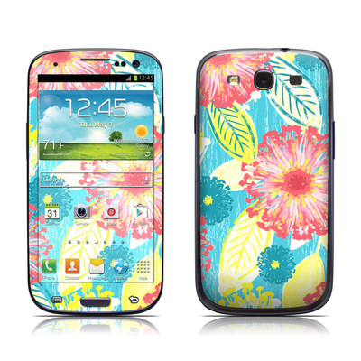 Samsung Galaxy S III Skin - Tickled Peach
