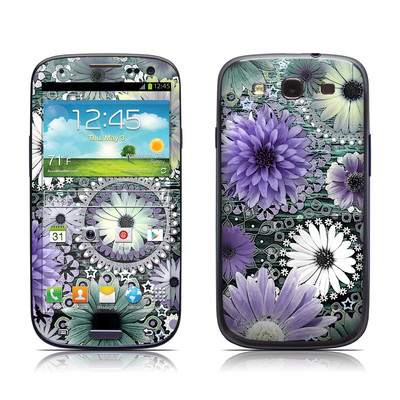 Samsung Galaxy S III Skin - Tidal Bloom