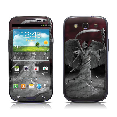 Samsung Galaxy S III Skin - Time is Up