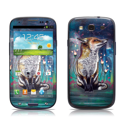 Samsung Galaxy S III Skin - There is a Light