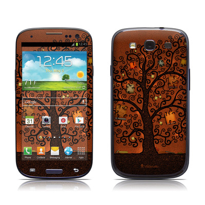 Samsung Galaxy S III Skin - Tree Of Books