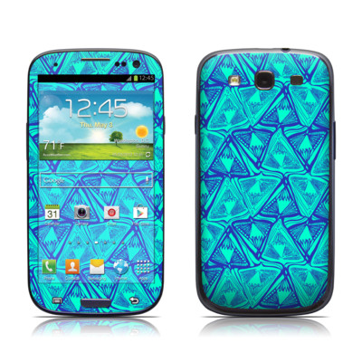 Samsung Galaxy S III Skin - Tribal Beat