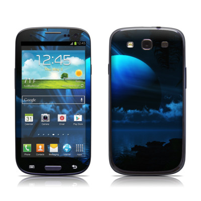 Samsung Galaxy S III Skin - Tropical Moon