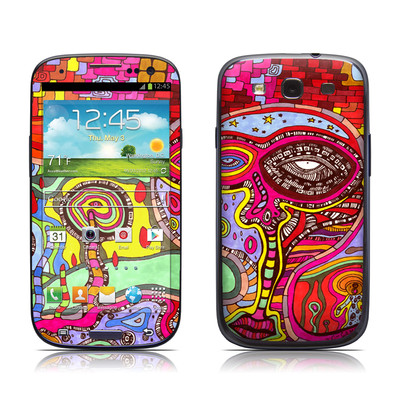 Samsung Galaxy S III Skin - The Wall