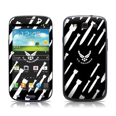 Samsung Galaxy S III Skin - Bombs Away