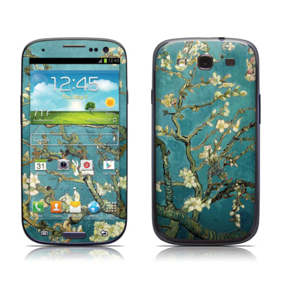 Samsung Galaxy S III Skin - Blossoming Almond Tree