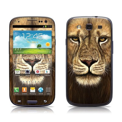 Samsung Galaxy S III Skin - Warrior