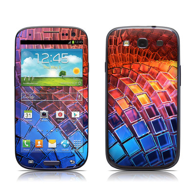 Samsung Galaxy S III Skin - Waveform