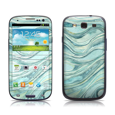 Samsung Galaxy S III Skin - Waves