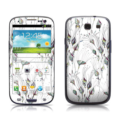 Samsung Galaxy S III Skin - Wildflowers