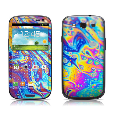 Samsung Galaxy S III Skin - World of Soap
