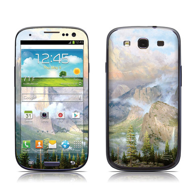 Samsung Galaxy S III Skin - Yosemite Valley