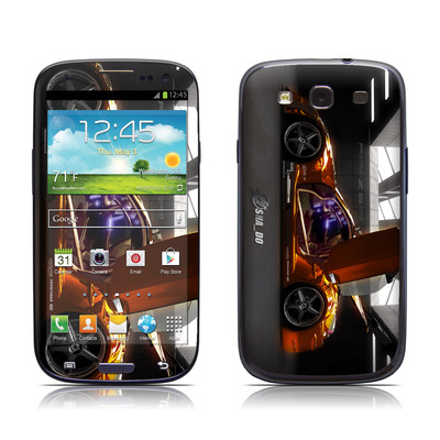 Samsung Galaxy S III Skin - Z33 Light