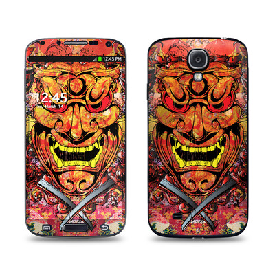 Samsung Galaxy S4 Skin - Asian Crest