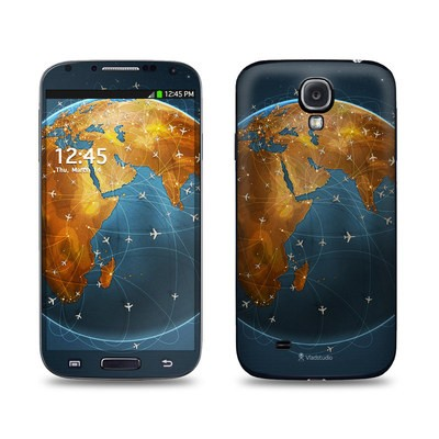 Samsung Galaxy S4 Skin - Airlines