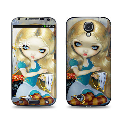 Samsung Galaxy S4 Skin - Alice in a Dali Dream