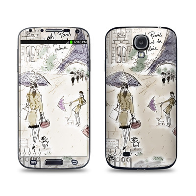 Samsung Galaxy S4 Skin - Ah Paris