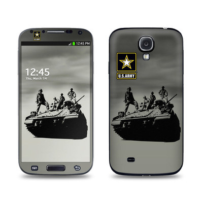 Samsung Galaxy S4 Skin - Army Troop