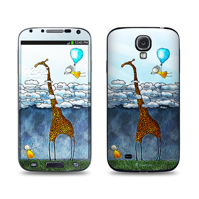 Samsung Galaxy S4 Skin - Above The Clouds