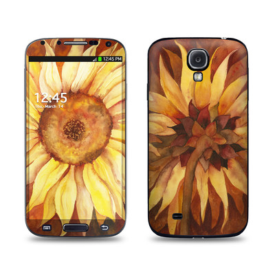Samsung Galaxy S4 Skin - Autumn Beauty
