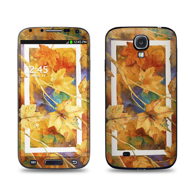 Samsung Galaxy S4 Skin - Autumn Days