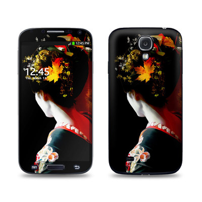 Samsung Galaxy S4 Skin - Autumn