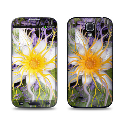Samsung Galaxy S4 Skin - Bali Dream Flower