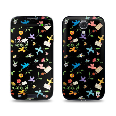 Samsung Galaxy S4 Skin - Birds