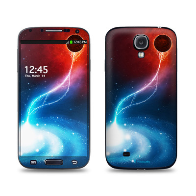Samsung Galaxy S4 Skin - Black Hole