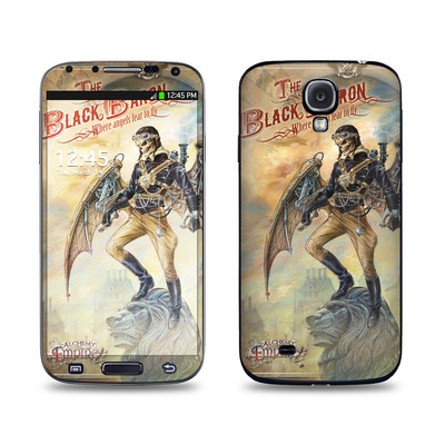 Samsung Galaxy S4 Skin - The Black Baron