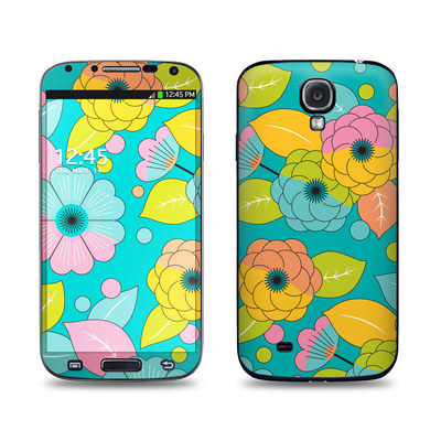 Samsung Galaxy S4 Skin - Blossoms