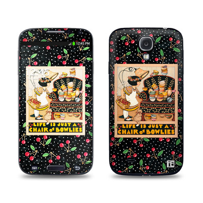 Samsung Galaxy S4 Skin - Chair of Bowlies