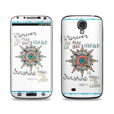 Samsung Galaxy S4 Skin - Bring Your Own