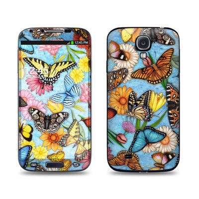 Samsung Galaxy S4 Skin - Butterfly Land
