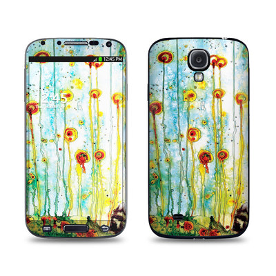Samsung Galaxy S4 Skin - Beneath The Surface