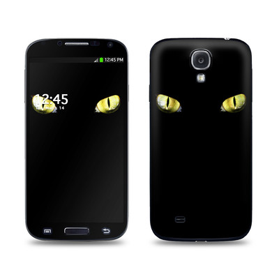 Samsung Galaxy S4 Skin - Cat Eyes