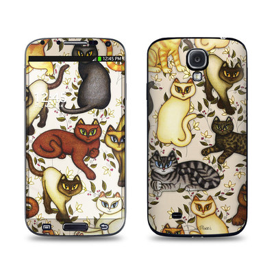 Samsung Galaxy S4 Skin - Cats