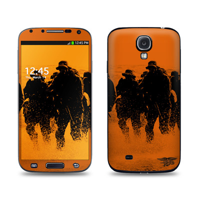 Samsung Galaxy S4 Skin - Charge