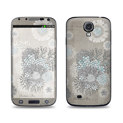 Samsung Galaxy S4 Skin - Christmas In Paris
