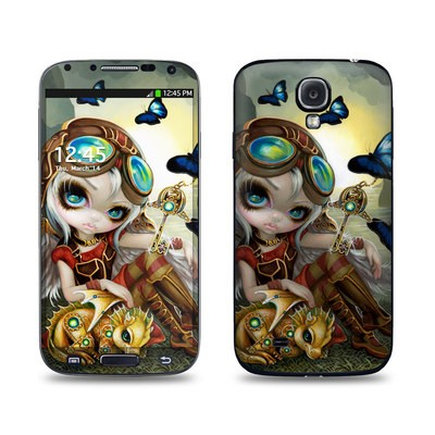 Samsung Galaxy S4 Skin - Clockwork Dragonling