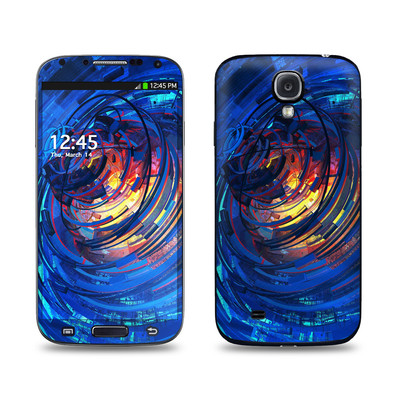 Samsung Galaxy S4 Skin - Clockwork