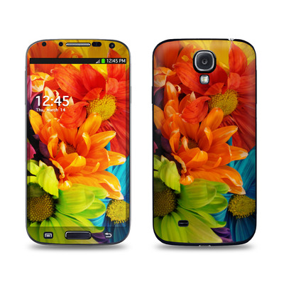 Samsung Galaxy S4 Skin - Colours