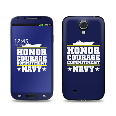 Samsung Galaxy S4 Skin - Commitment