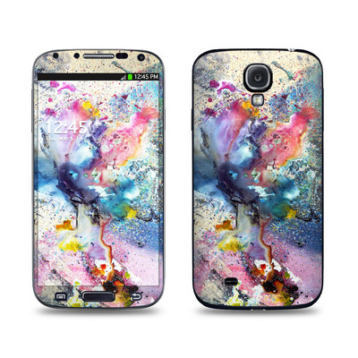 Samsung Galaxy S4 Skin - Cosmic Flower